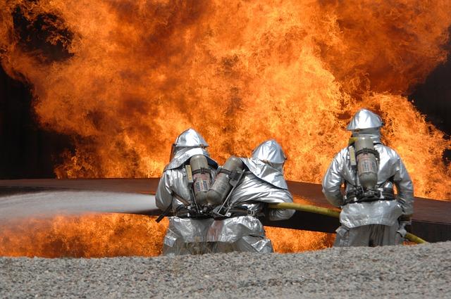 4 Importantes dicas para se proteger em caso de incêndio