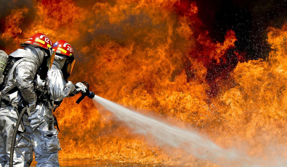 Proteção de pessoas, animais e patrimônios dos riscos de incêndios, tombamentos e vazamentos.